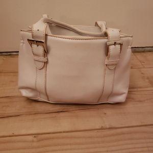 White Aldo Handbag